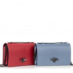 Маленькие кожаные сумки женские