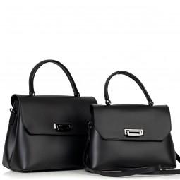 Деловые женские кожаные сумки