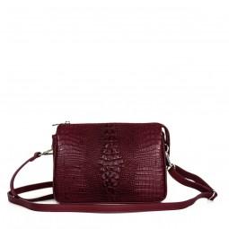 Женские кожаные сумки через плече (кросс-боди)