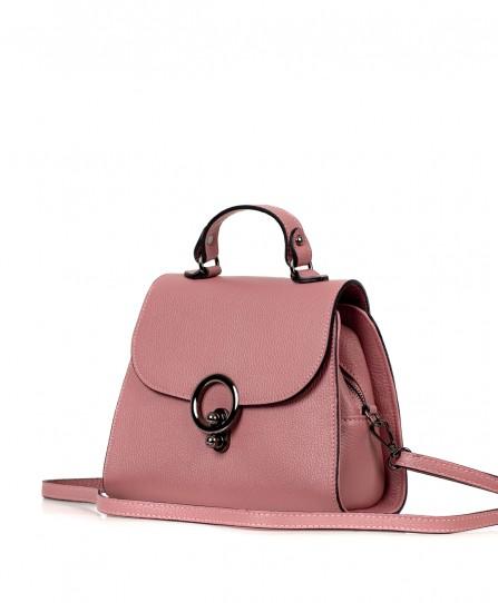 Кожаная женская сумка 92722P