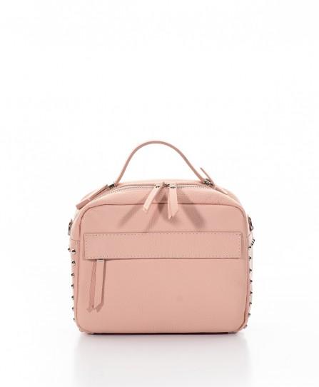 Кожаная женская сумка через плечо 92123P