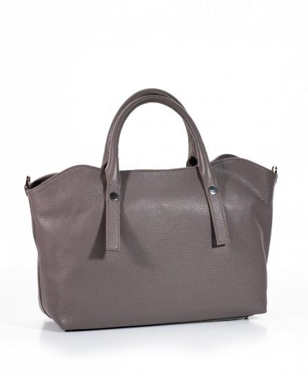 Кожаная женская сумка мягкая 93150G