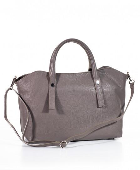 Шкіряна жіноча сумка м'яка 93150G