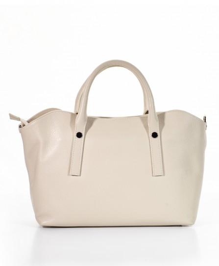 Кожаная женская мягкая сумка 93150BE