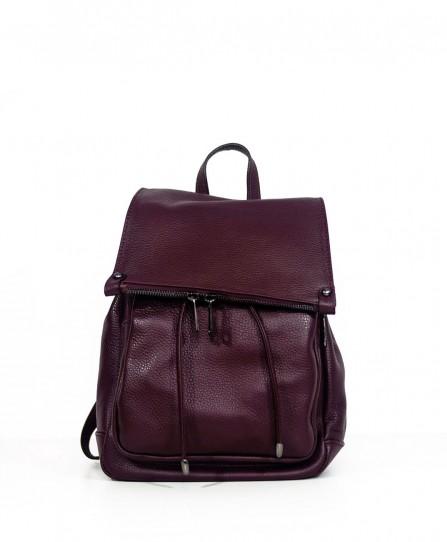Шкіряний жіночий рюкзак 92218
