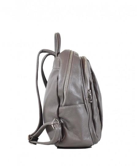 Шкіряний жіночий рюкзак 93740G