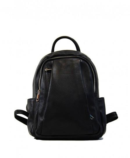 Шкіряний жіночий рюкзак 93740Bl