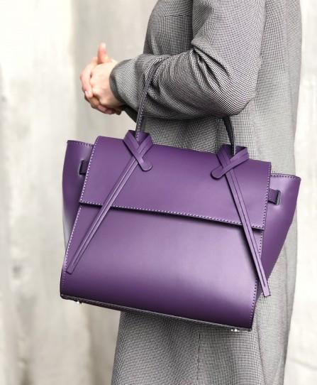 Кожаная женская сумка 92765