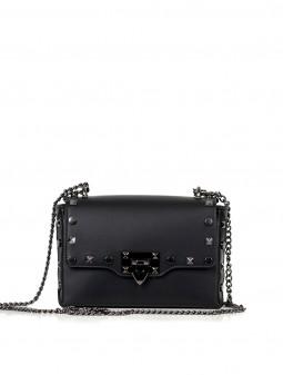 Кожаная женская сумка через плечо 92813