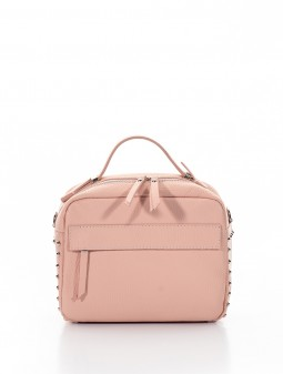 Leather crossbody for women 92123P
