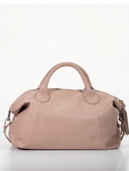 Leather soft bag for women 92359P