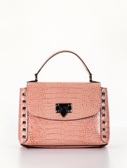Leather bag for women 91825P