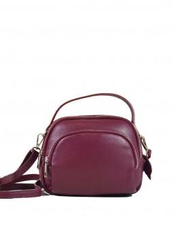 Кожаная женская сумка через плечо 93730Cl
