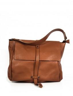Шкіряна жіноча сумка м'яка 93277